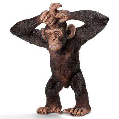 SCHLEICH Opička Šimpanze cena od 85 Kč