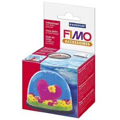 FIMO Doplňky Sněhová koule