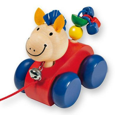 SELECTA Tahací hračka Lilli cena od 356 Kč