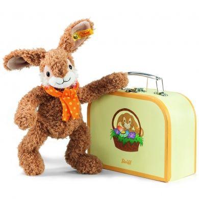 STEIFF Zajíček Jolly v kufru 26 cm cena od 971 Kč