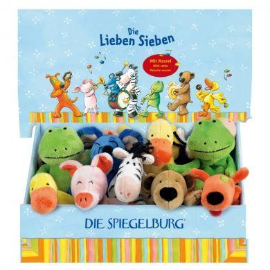 Coppenrath Verlag Chrastítko oblíbená sedmička cena od 0 Kč