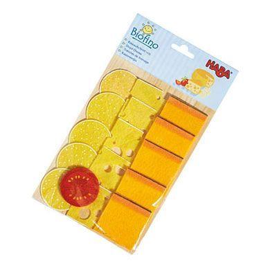 HABA Biofino obchod sýrové plátky cena od 166 Kč