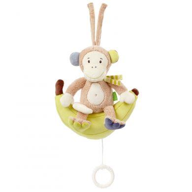 FEHN Hrací hračka Opička na banánu cena od 0 Kč