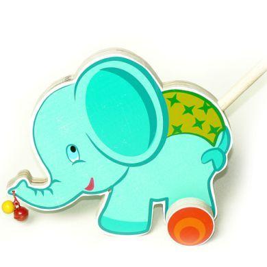 HESS Posuvná figurka slon cena od 404 Kč