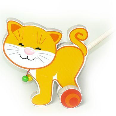 HESS Posuvná figurka kočka Miau cena od 404 Kč