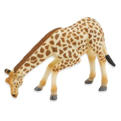 CollectA Divoká zvířata žirafa, která jí cena od 106 Kč