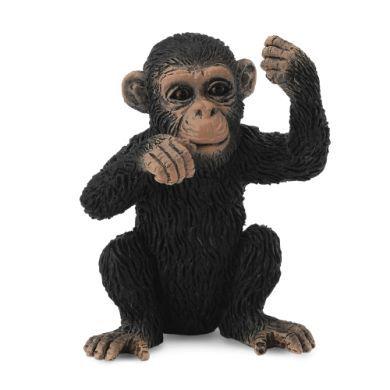 CollectA Divoká zvířátka Afrika šimpanz cena od 50 Kč