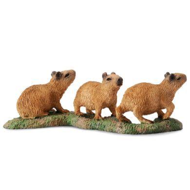 CollectA Lesní zvířátka Kapybara mládě cena od 50 Kč