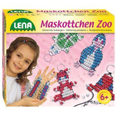LENA Designové studio maskoti ze Zoo cena od 155 Kč