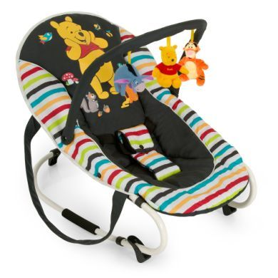 HAUCK Bungee Deluxe Disney Pooh Tidy Time