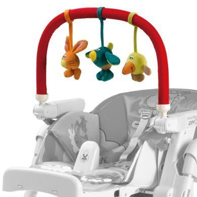 PEG-PEREGO Hrazdička pro jídelní židličky