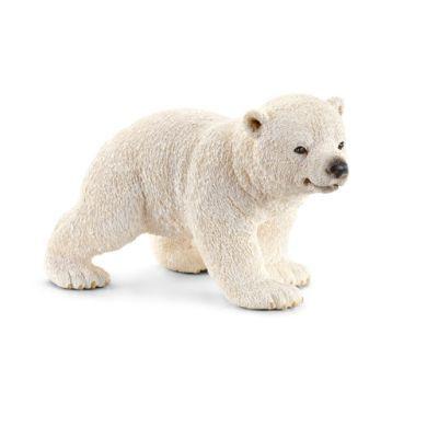 SCHLEICH Běžící mládě ledního medvěda