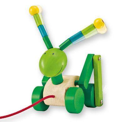 SELECTA Tahací hračka Flippo Flip