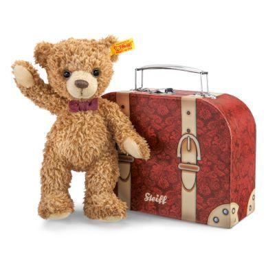 STEIFF Medvídek Carlo v kufru 23 cm cena od 792 Kč
