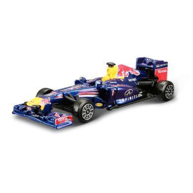 BBURAGO F1 Auto Red Bull Race Team Sebastian Vettel 1:43 cena od 199 Kč