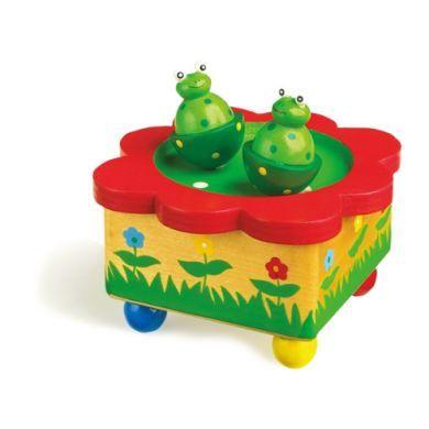 LEGLER Hrací hračka žabičky cena od 270 Kč