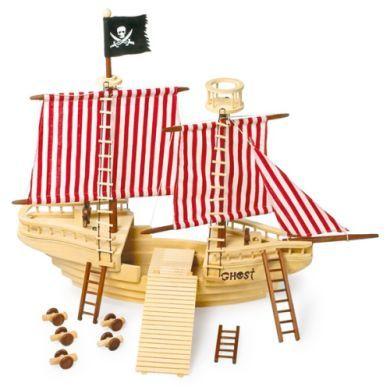 LEGLER Pirátská loď cena od 0 Kč