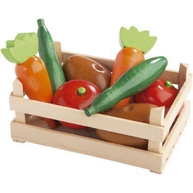 HABA Obchod Bednička se zeleninou cena od 381 Kč