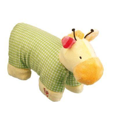Fisher Price Žirafa polštářek