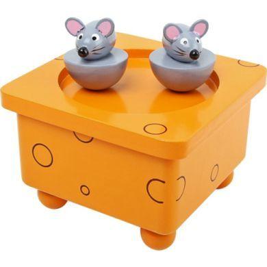 LEGLER Hrací hračka tancující myšky cena od 270 Kč
