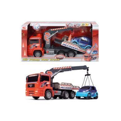 Dickie Air Pump Crane Truck odtahová služba cena od 397 Kč