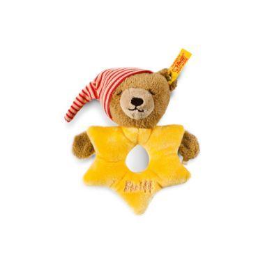STEIFF Slunce, měsíc a hvězdy medvídek, chrastítko cena od 430 Kč