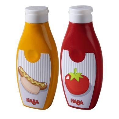 HABA Biofino Hořčice nebo kučup cena od 101 Kč