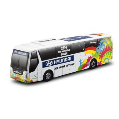 BBURAGO Hyundai FIFA World Cup 2014 Teambus cena od 178 Kč