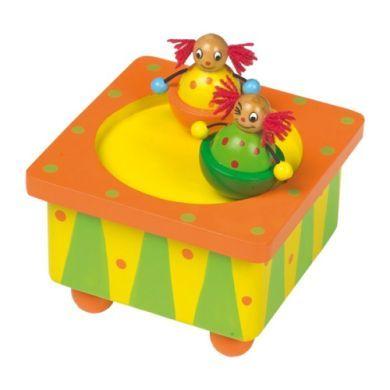 LEGLER hračka klauni cena od 270 Kč