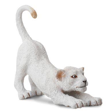 CollectA Divoká zvířátka Bílý lvíček cena od 45 Kč
