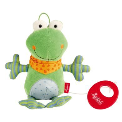 SIGIKID Hrací hračka žabka cena od 526 Kč