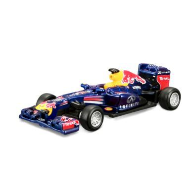 BBURAGO F1 Red Bull Race Auto Team Sebastian Vettel 1:64