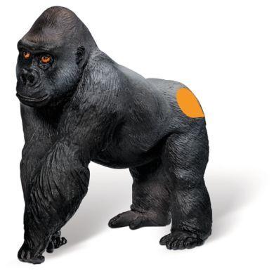 RAVENSBURGER tiptoi® Figurka gorila sameček cena od 191 Kč