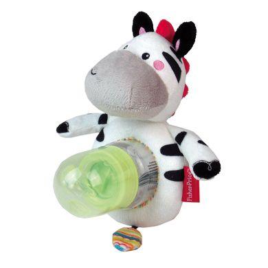 FISHER PRICE Chrastítko Zebra cena od 225 Kč