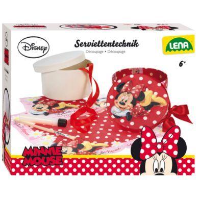 LENA Disney Minnie myška zdobící technika cena od 389 Kč
