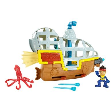 MATTEL Jake a Piráti Lod Bucky cena od 1050 Kč