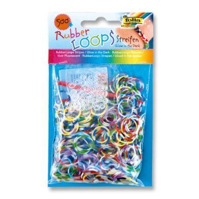 FOLIA Rubber Loops® gumičky dvoubarevné cena od 56 Kč