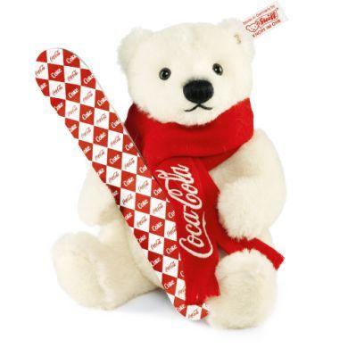 STEIFF Coca-Cola lední medvěd cena od 4555 Kč