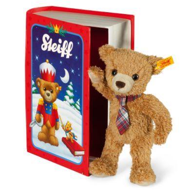STEIFF Medvídek Carlo v pohádkové krabičce cena od 990 Kč