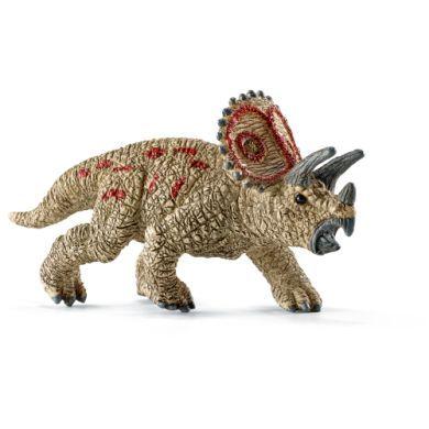 SCHLEICH Triceratops Mini cena od 77 Kč