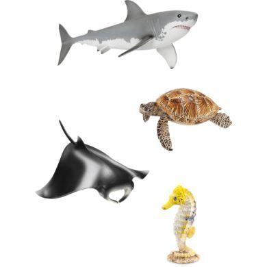SCHLEICH Mořská zvířátka sada cena od 425 Kč