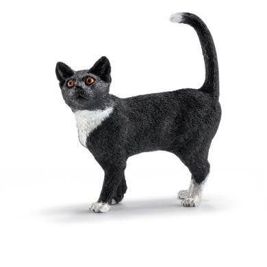 SCHLEICH Kočka stojící cena od 80 Kč