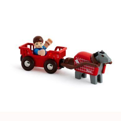 BRIO Koňský vůz s figurkou cena od 248 Kč