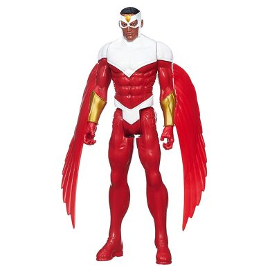 HASBRO The Avengers, Age of Ultron Titan Helden Figurka Falcon cena od 0 Kč