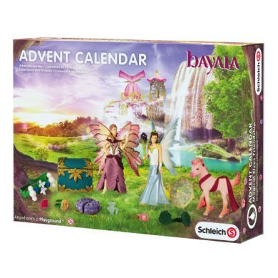 SCHLEICH Adventní kalendář Bayala cena od 400 Kč