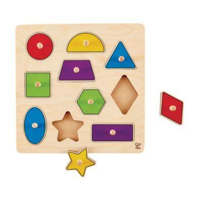 HAPE Vkládací puzzle tvary cena od 382 Kč