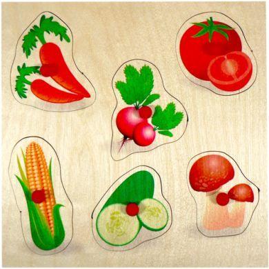 HESS Puzzle s úchopy zelenina cena od 218 Kč