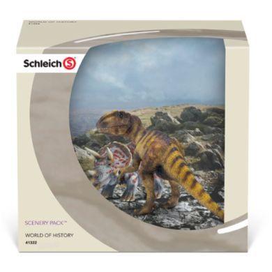 SCHLEICH Scénka sada dinosauři cena od 115 Kč
