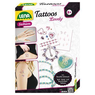 LENA Tetování Lovely cena od 140 Kč