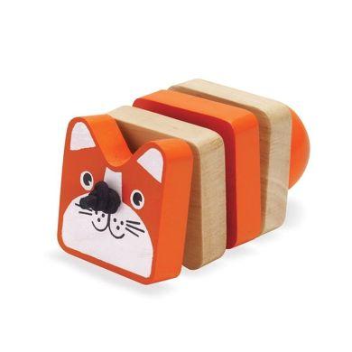 MANHATTAN Baby Klick-Klack kočička cena od 0 Kč